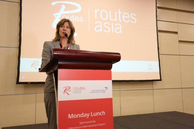 Routes Asia 2014