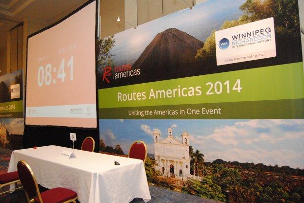 Routes Americas 2014