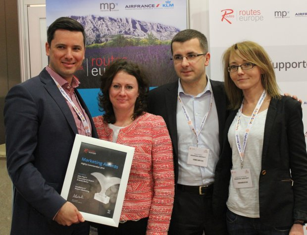 Routes Marketing Awards