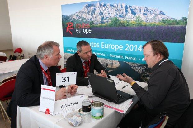 Routes Europe 2014