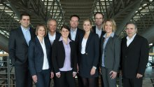 Hamburg Department of Aviation Marketing Team