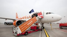 Easyjet Base opening at Hamburg Airport