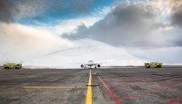 Easyjet inaugural