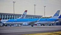 KLM landing