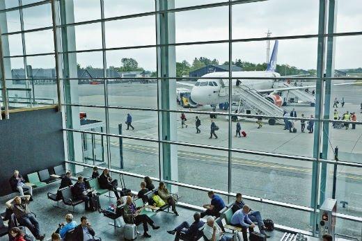 Terminal Gate