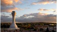 Edinburgh Airport ATC Tower