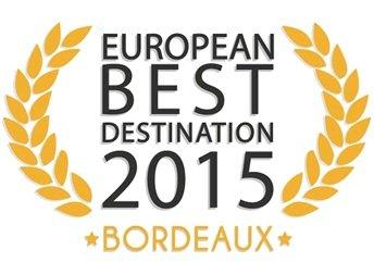 Bordeaux Voted Best Destination 2015