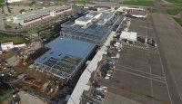 Terminal transformation at Aberdeen International Airport