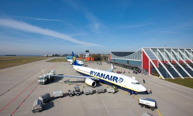 Ryanair at Memmingen