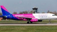 Wizz Air at Memmingen Airport