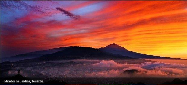 Mirador de Jardina, Tenerife