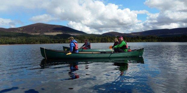 Loch Morlich - Cairngorms National Park
