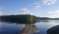 Private Beach by Lake Saimaa