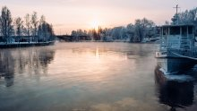 City Centre on a winter's morning - Alex Mazurov_NearTheLightHouse