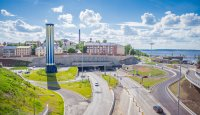 The longest tunnel in Finland - Laura Vanzo