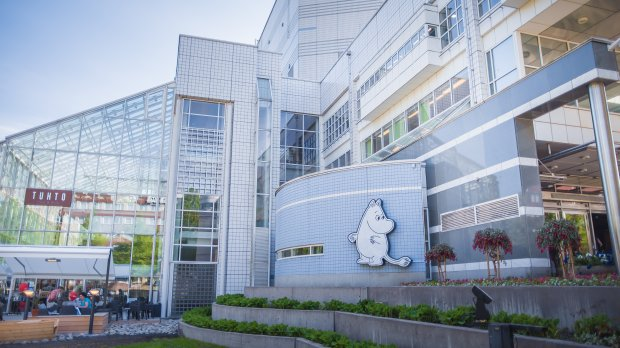 The World's Only Moomin Museum in Tampere Hall - Laura Vanzo
