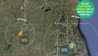 RFD Airspace