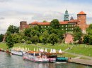 Wawel Royal Castle in Cracow