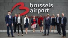 Brussels Airport Team Photo 2018
