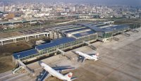Fukuoka - International Airport Terminal, Outdoors