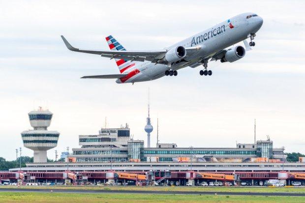 BER American Airlines