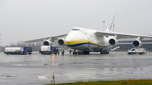 Lodz Airport Antonov