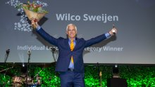 Schiphol's Wilco Wins at World Routes 2019