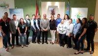 Aruba Airlines BAQ launch