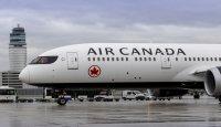 Air Canada at Vienna Airport