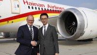 Hainan Airlines - Vienna Airport
