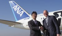 ANA - Welcome at Vienna Airport