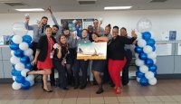 AAA celebrates JetBlue Anniversary