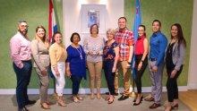 Aruba Airport Authority - Route Exchange Award winners