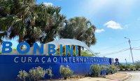 CUR Entrance -  Bon biní = Welcome!