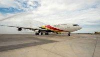 Inaugural Flight Air Belgium -  Curaçao