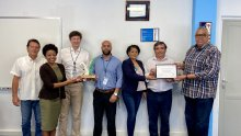 Curaçao Airport Partners receives Sustainability Certification