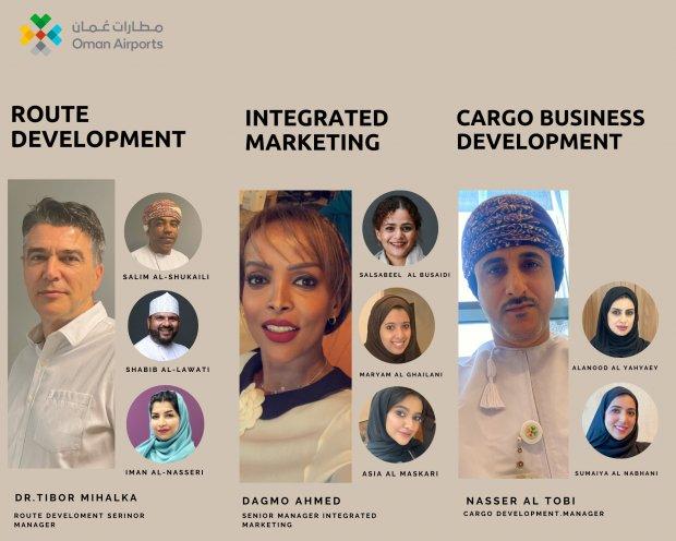 Oman Airports Team