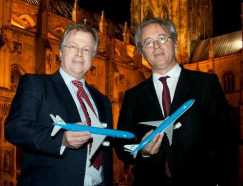 16112012 KLM MSE Announcement