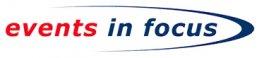 Events In Focus Logo