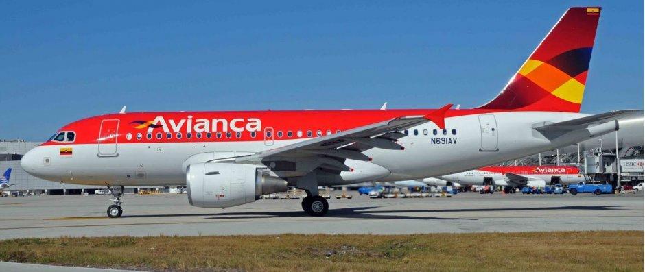 A318 - Avianca