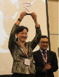Routes Asia 2015 Handover Event