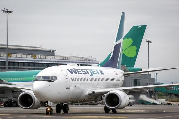 WestJet Launches Dublin Link