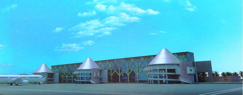 Victoria Falls Airport Tour