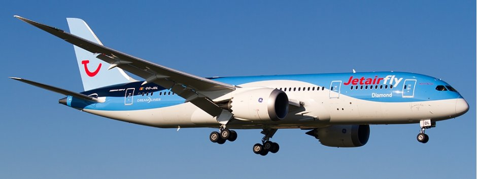 787 - Jetairfly