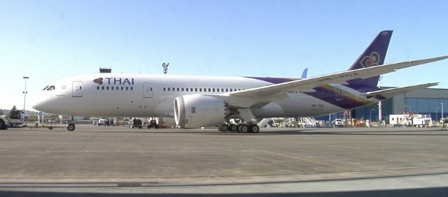 787 - Thai Airways International