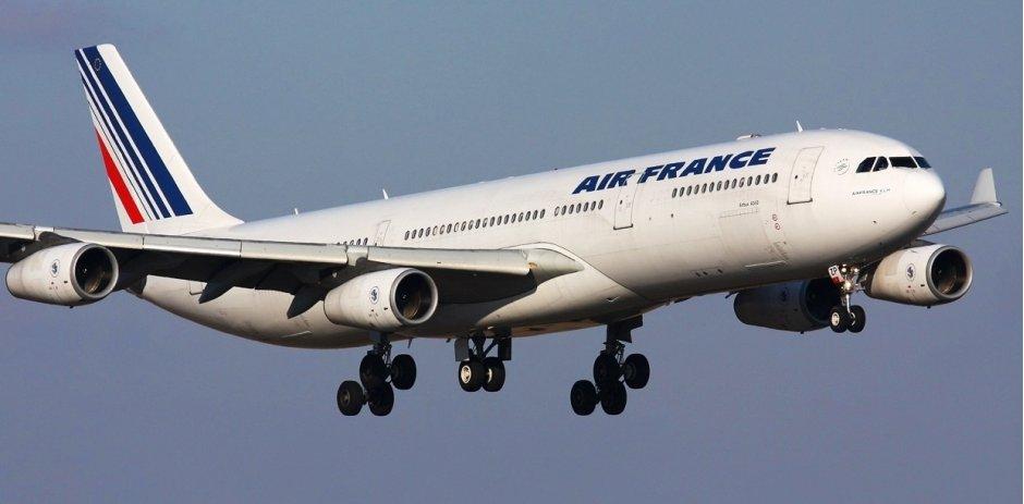 A340 - Air France
