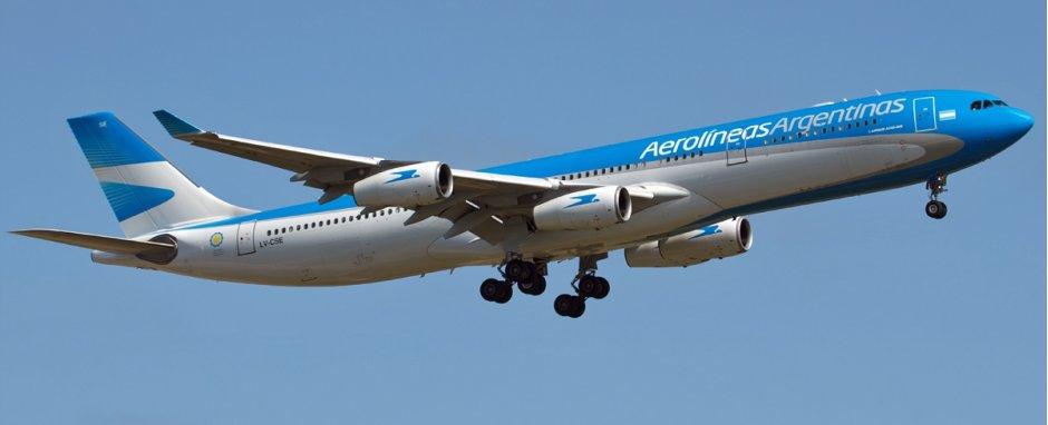 A340 - Aerolineas Argentinas