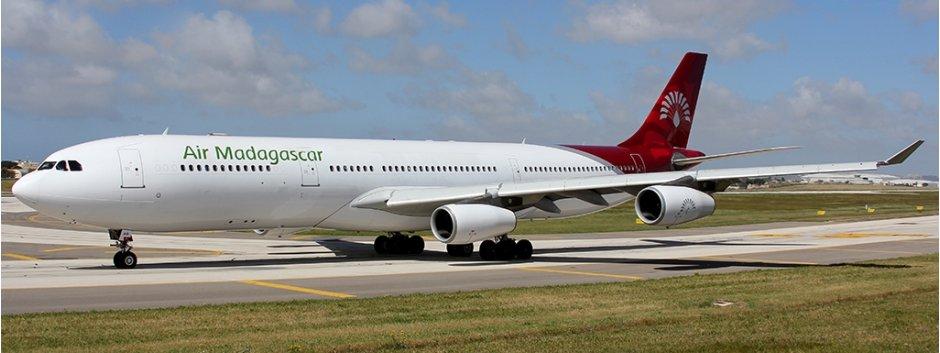 A340 - Air Madagascar