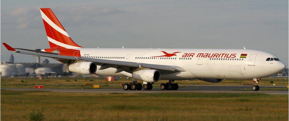 A340 - Air Mauritius