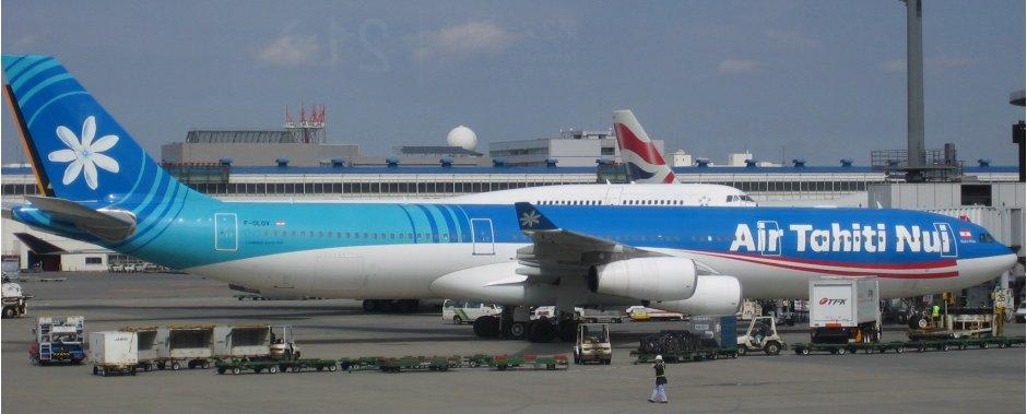 A340 - Air Tahiti Nui